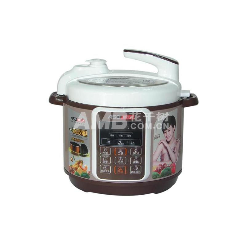 爱仕达电压力锅ap-y5018e