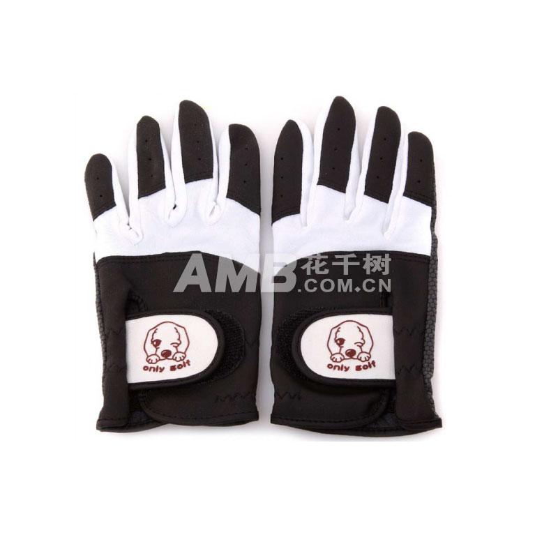 only golf儿童手套gb-09(颜色随机)