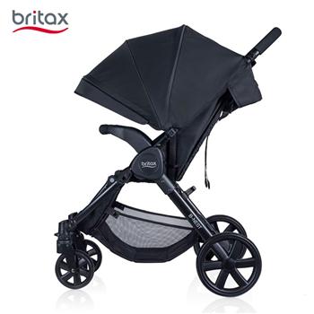 宝得适(BRITAX)欢行轻便可折叠四轮避震婴儿推车