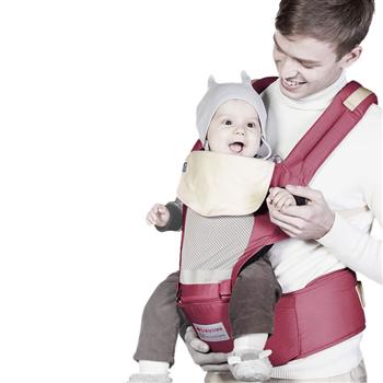 babycare四季透气多功能婴儿背带9820