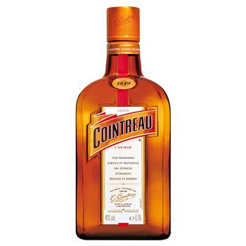 法国君度CointreauLiqueur力娇酒橙酒利口酒鸡尾酒配制酒万博官网manbetx700ml