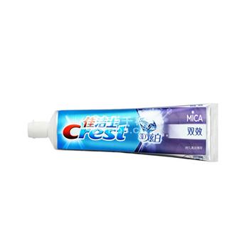 佳洁士3D炫白双效牙膏120g*2