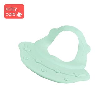 babycare婴儿洗头防水护耳洗澡帽8620