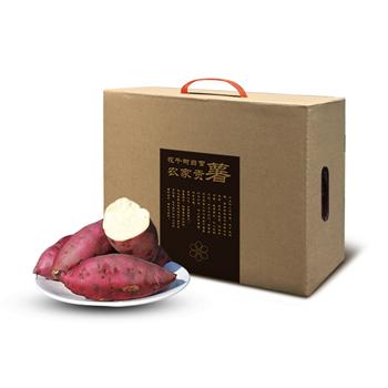 花千树专营农家贡薯(2750g)