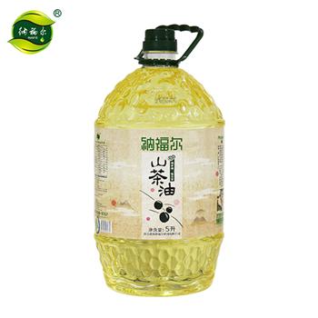 纳福尔山茶油5000ml