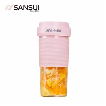 山水SANSUI充电便携式家用小型水果汁机GZ-003