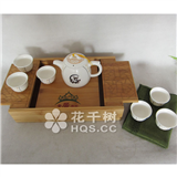 万春和盛世中华系列安居乐业茶具