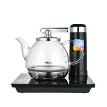金灶加厚玻璃电热水壶感应智能电茶壶烧水壶煮茶器A-90