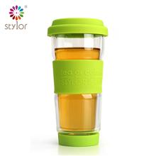 Stylor花色格拉斯水杯STH-0128