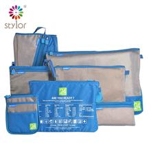 Stylor花色旅行收纳7件套STT-0345