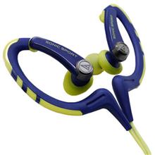 日本铁三角(Audio-technica)防水运动型线控带麦跑步耳机ATH-SPORT1IS