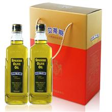 贝蒂斯特级初榨橄榄油500ml双支万博官网manbetx