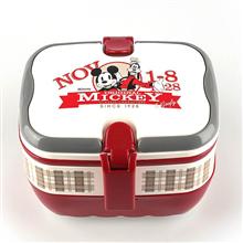 迪士尼米奇苏格兰双层餐盒DSM-5024