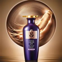 韩国爱茉莉紫吕滋养韧发密集强韧洗发水适用于油性发质400ml(8806390553148)