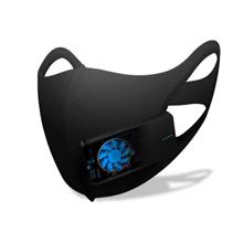 咘噜成人防霾电动口罩