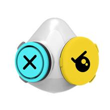 咘噜儿童防霾电动口罩