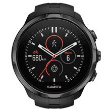 芬兰颂拓(Suunto)手表斯巴达彩屏智能运动光电心率男表SS022990000(酷黑)
