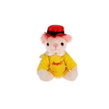 TeddyfriendsAngel泰迪熊毛绒玩具15cm