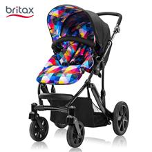 宝得适(BRITAX)昊途双向高景观四轮避震婴儿手推车