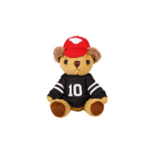 Teddyfriends泰迪熊毛绒玩具15cm
