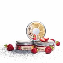 欧洲里加草莓磨砂糖草莓320ml