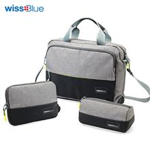 维仕蓝wissBlue睿尚系列商务包三件套WB1165