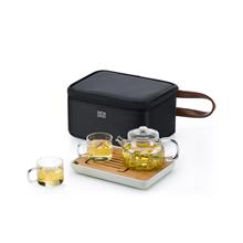 尚明耐热玻璃便携泡茶器旅行manbetx万博官方下载L003