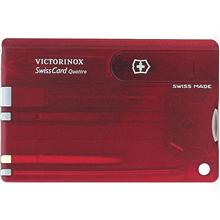瑞士维氏 VICTORINOX 轻巧瑞士卡 0.7200.T