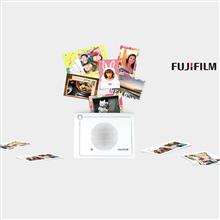 富士(FUJIFILM)PrinciaoSmart小俏印手机无线照片打印机(送相纸60张)