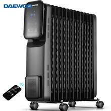 大宇(DAEWOO)家用电热油汀13片电暖器DWH-O2201E