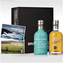 苏格兰布赫拉迪Bruichladdic单一麦芽威士忌双支体验装万博官网manbetx