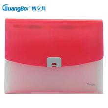 广博水果色风琴包A4-WJ6800
