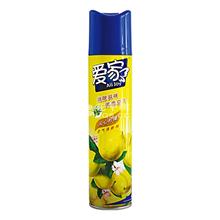 爱家空气清新剂柠檬香型300g*2