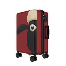 小羊肖恩拉杆旅行箱 (左眼红色款)20寸SC8109-20A