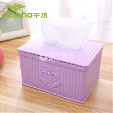 千鸿欧式纸巾盒QH-07008*2