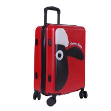 小羊肖恩拉杆旅行箱(右眼红色款)20寸SC8108-20A