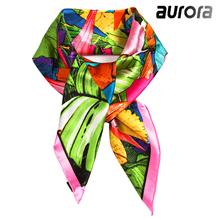 奥罗拉(aurora)春系列丝巾B1-015