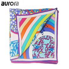 奥罗拉(aurora)独角兽物语系列丝巾B1-055
