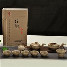 拓牌汉陶茶具manbetx万博官方下载(马上封侯)