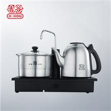 吉谷智能变频三合一多功能嵌入式电茶壶1.2.LTC0202