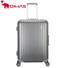 爱华仕OIWAS铝框拉杆箱6228-24寸