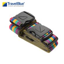 英国蓝旅TravelBlue十字打包行李带042