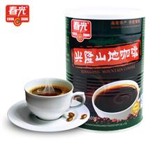 春光兴隆山地咖啡罐装400g