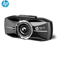 惠普高清行车记录仪录制140度广角拍摄F280