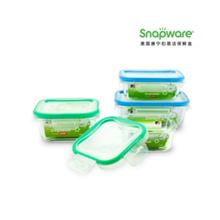 美国康宁Snapware四件套SW-EC1502