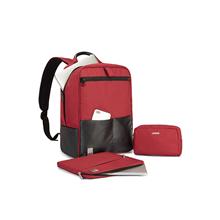 法国乐上双肩电脑包IPAD保护套洗漱包三件组合manbetx万博官方下载LNB0725