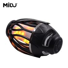 MIDU火焰蓝牙音箱