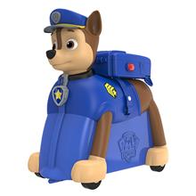 汪汪队立大功PAWPATROL旅行箱儿童骑行行李箱可坐可拖拉外出旅行箱可拆卸背包
