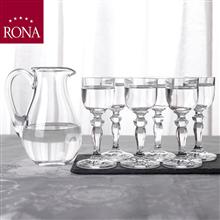 斯洛伐克洛娜RONA茅台白酒杯七件套RN-W001M