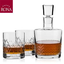 斯洛伐克洛娜RONA帕拉迪洋酒樽三件套RN-W003P